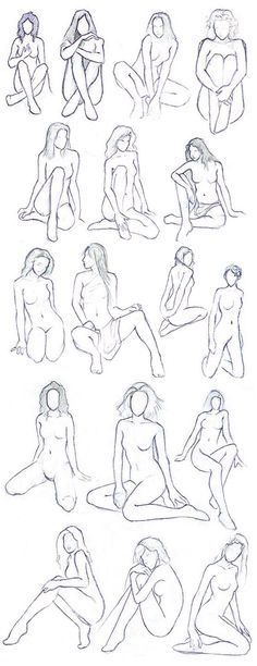 Pinup poses