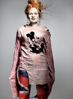 Вивьен Вествуд (Vivienne Westwood)