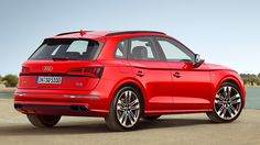 Audi SQ5 (2017)