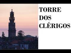 [Full HD] Porto Teil 2. Turm Torre dos Clérigos Deutsches Video