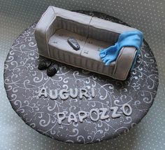 Sofà cake