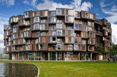 Denmark - Copenhagen - Orestad - Tietgen Dormitory | Lundgaard & Tranberg Arkitekter