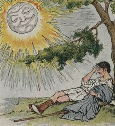 aesop's fables the sun and the wind