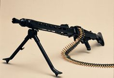 I feel like this MG3 Machine Gun may work a little bit better than my sword