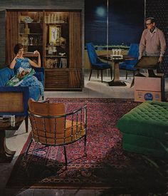 Viewpoint '70 by Drexel by The Pie Shops Collection, via Flickr