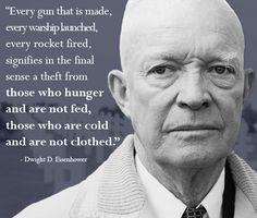 Dwight D Eisenhower ~ Republican (President : 1952 - 1960)