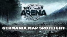 В онлайн стратегии Total War: Arena новые локации