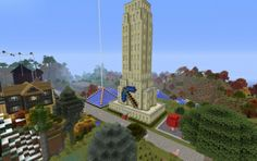 Minecraft Tower / Skyscraper