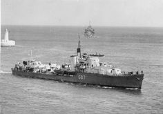 HMS Lance(G87), L Class Destroyer. Built by  Yarrow Shipbuilders at Scotstoun under'37 Naval Estimates, was commissioned 13/05/40. Initially based at Scapa Flow participated in hunt for the Bismarck. Escorted HMS Furious to Gibralter and then HMS Ark Royal to Malta in June '42. Was now Med based. Participated in Operation Halberd & Battle of Duisburg Convoy. On 05/04/42 & 09/04/42 she was bombed in Malta docks. Although her wreck was salvaged and towed to Chatham she was declared a total…