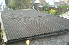 Roofing Asbestos-Containing Materials