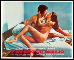 O Império do Desejo (1981) | EROTICAGE || Watch Online 60s 70s 80s Erotica,Vintage,Softcore,Exploitation,Thriller
