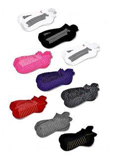 LOVE THESE SOCKS!  VSX Sport NEW! Sport Socks #VictoriasSecret http://www.victoriassecret.com/victorias-secret-sport/gear/sport-socks-vsx-sport?ProductID=82375=OLS?cm_mmc=pinterest-_-product-_-x-_-x