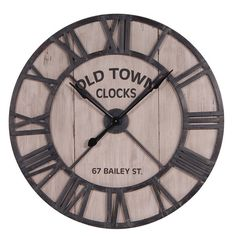 Old town clock £159