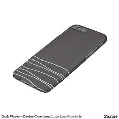 Dark Waves – Device Case from LazyGuysStyle