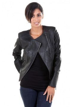 LOVERICHE MOTO LEATHER JACKET