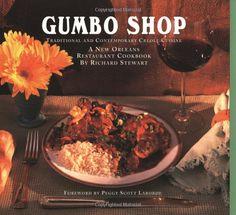 Gumbo Shop : A New Orleans Restaurant Cookbook: Richard Stewart: 9780966863604: Amazon.com: Books