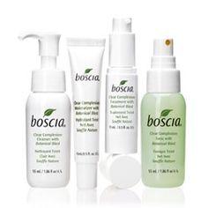 Boscia New Clear Complexion Kit          Love it!