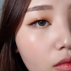 Discover more about eye makeup tips and tricks Cute Eye Makeup, Perfect Makeup, Beauty Makeup, Makeup Looks, Hair Makeup, Korean Makeup Look, Korean Makeup Tips, Asian Eye Makeup, Monolid Eyes