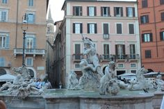 Palazzo Navona, Rome (2010) - one of our favorite spots while in Rome
