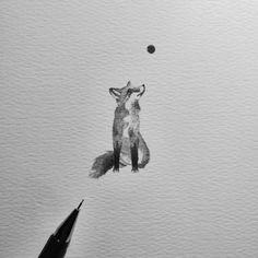 fx #drawingtoday #draw #drawing #fabercastell #creation #creative #minimal #minimalart #fow #foxtattoo #tattoo #tattoodesign #minimaltattoo #pencilwork #pencil #dibujo #rajz #nature #animal #sketchoftheday #sketch #sketching #design #illustrations #illustrationart #art #myart #mywork #monochrome