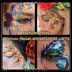 Face And Body, Festivals, Facial, Halloween Face Makeup, Parties, Photoshoot, Events, Paint, Eye