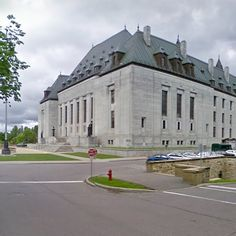 Ernest Cormier, Supreme Court of Canada, Ottawa, ON, Canada - street view