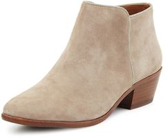 Sam Edelman Petty Suede Ankle Bootie. Seriously the best ankle boots - a staple