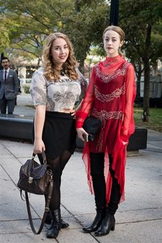 Street style: World MasterCard Fashion Week, spring/summer 2015 | FAJO Magazine