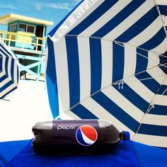 Pepsi ...Don't just lay out, chill out.