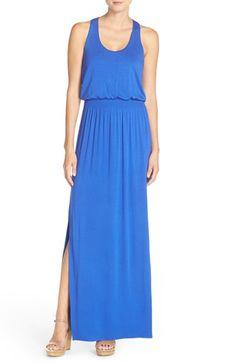 FELICITY & COCO Jersey Blouson Maxi Dress (Regular & Petite) (Nordstrom Exclusive)