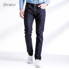 >> Click to Buy << 2017 New fashion men 's jeans cotton elastic pants men' s brand clothing jeans #Affiliate
