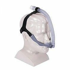 Opus 360 Nasal Pillow Mask. Exceptionally quiet. More support and comfort. Freely moving tubing.