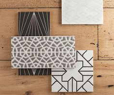Fireclay Tile Debuts Hand Painted Mediterranean and Modern Tiles Made From 70% Recycled Clay | Inhabitat - Sustainable Design Innovation, Eco Architecture, Green Building
