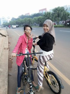 Bersepeda