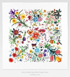 Floral Trends for Spring from Gucci & Red Valentino