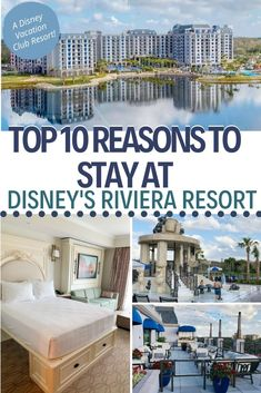 Looking for the best Disney World resort for your family? Check out the top 10 reasons to stay at the NEW Disney Riviera Resort! This guide breaks down the dining options, resort amenities and the accommodations.   #DisneyWorld #VisitOrlando #FamilyTravel #DisneyVacationTips #DisneyWorldTips #DisneyWorldPlanning Disney Resorts List, Best Disney World Resorts, Best Disney Resort, Disney World Secrets, Disney Resort Hotels, Disney World Vacation Planning, Disney Vacation Club, Walt Disney World Vacations, Best Resorts