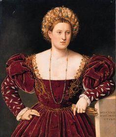 1500s Several Seductive Women of Substance by Bernardino Licinio 1489-1565