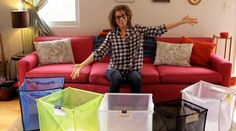 How To Get Rid of Stuff (and Simplify Your Life) Apartment Therapy Video Roundup