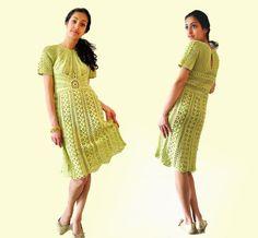 Красивое платье....крючком. Обсуждение на LiveInternet - Российский Сервис Онлайн-Дневников