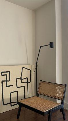 Dream Home Design, Home Interior Design, Bauhaus Interior, Minimalist Room, Minimalist Interior, Interiores Design, Home Decor Inspiration, Furniture Design, Bedroom Decor