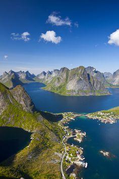 Reine, Lofoten, Norway.