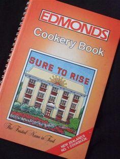Edmonds Cookery Book - New Zealand's number 1 cookbook .... The secret to all kiwi classics!