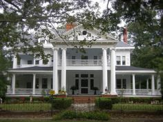 greek revival architecture | -georgia-hawkinsville-pulaski-county-ga-greek-revival-architecture ...