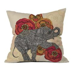 I pinned this Valentina Ramos Rosebud Pillow from the Valentina Ramos event at Joss and Main!