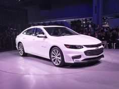 2016 Malibu dream car