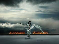 Verbranntes Land ... by Pixelnase