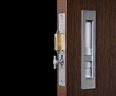 Merveilleux Modern Sliding Door Privacy Lock The HB690 From Halliday+Baillie Of New  Zealand Is About