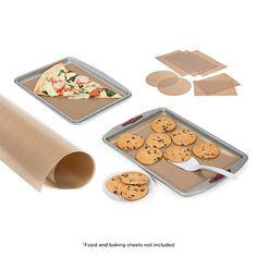 7-Piece Set: Cook 'n' Slide Baking Sheets