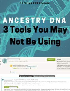 Ancestry DNA Matches: Three Tools You May Not be Using. Didn't know 4 generations could be imported to Ancestry from FamilySearch to start your tree! Genealogy Websites, Genealogy Chart, Ancestry Dna, Genealogy Research, Family Genealogy, Genealogy Humor, Ancestry Tree, Dna Research, Genealogy Organization