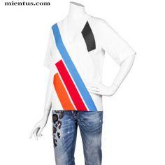 DSQUARED2 T-Shirt Stripe